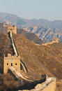 Great Wall, China Stock Image