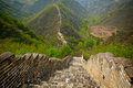 Great wall. China Stock Photo