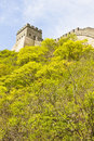 The Great Wall, China Royalty Free Stock Photos
