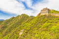 The great wall of china famous Royalty Free Stock Photos