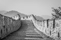 Great wall the of china at mutianyu Stock Images