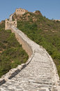 Great wall view of path Stock Image
