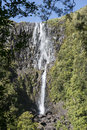 Great waterfall Royalty Free Stock Photo
