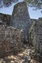 Great zimbabwe ruins part of the Stock Images