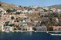 Greece. Island Symi Stock Images