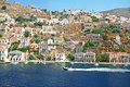 Greece. Island Symi Stock Image
