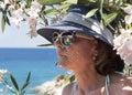 Greece. The island of Zakynthos, the Ionian Sea. Royalty Free Stock Photo