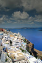 Greece, Santorini island Stock Image