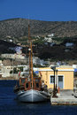 Greece, Syros island Royalty Free Stock Photography