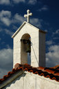 A Greek chapel Stock Photography