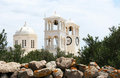 Greek christian orthodox church Royalty Free Stock Images