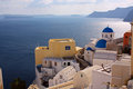 Greek island Royalty Free Stock Image