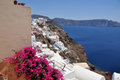 Greek island of Santorini Royalty Free Stock Image