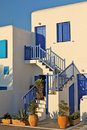 Greek Islands House Stock Images