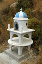 Greek Orthodox Chapel Royalty Free Stock Photo