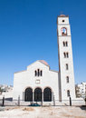 The Greek Orthodox Church in Amman Royalty Free Stock Image