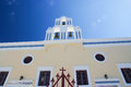Greek Orthodox White Church Wi...