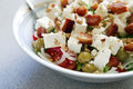 Greek Salad Royalty Free Stock Photos