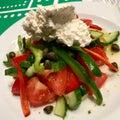 stock image of  Greek Salad