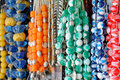 Greek Worry Beads Royalty Free Stock Images