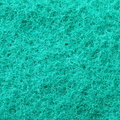 Green abrasive sponge texture background material or square format Royalty Free Stock Photos