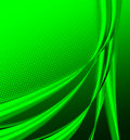 Green abstract background Royalty Free Stock Photography
