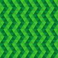 Green abstract geometrical background. Background triangles.