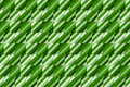 Green abstract pattern background