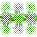 Green abstract square pattern background Royalty Free Stock Photo