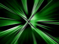 Green abstract twirls Royalty Free Stock Photo