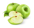 Green apples Royalty Free Stock Photography