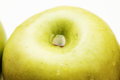 Green apples fresh delicious looking Royalty Free Stock Photos