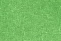 Green backround linen canvas stock photo abstract backdrop or tablecloth wallpaper or pattern for article on sewing or Royalty Free Stock Photo
