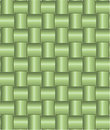 Green bamboo pattern vector illustration Royalty Free Stock Photos
