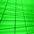 Green bars Royalty Free Stock Photo
