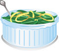 Green Bean Casserole Royalty Free Stock Photography