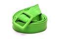 Green belt Royalty Free Stock Photo