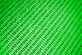 Green Binary Background Royalty Free Stock Photography