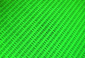 Green Binary Background Stock Images