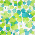 Green and blue bokeh  background Royalty Free Stock Photography