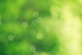 Green bokeh desktop wallpaper background high resolution photo in best quality Stock Images