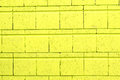 Green brick wall wonder Royalty Free Stock Photo
