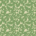 Green Camouflage pattern background. Classic army clothing style. Royalty Free Stock Photo