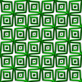 Green celtic knots Royalty Free Stock Images