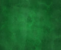 Green Chalk Board Royalty Free Stock Photo