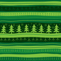 Green Christmas seamless background Royalty Free Stock Images