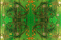 Circuit board abstract Royalty Free Stock Photo