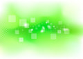 Green clean background - purity Royalty Free Stock Image