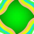 Green cloth texture background gregreen backgrounden Stock Photos