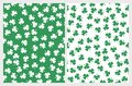 St Patrick Day Seamless Vector Patterns. St Patrick Day Seamless Vector Patterns.